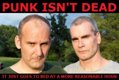 Listen to Henry Rollins and Ian MacKaye's 2-hour DJ set on KCRW