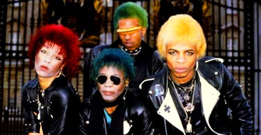Before Bad Brains, there was Pure Hell, the first African-American punk band