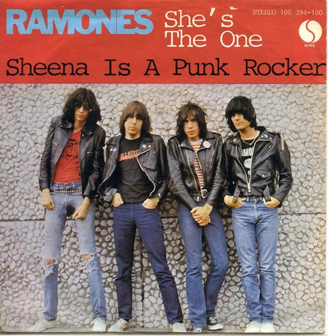 The Ramones on 'Regis and Kathie Lee'
