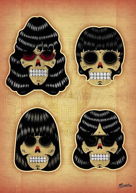 Ramones by Ganbatte