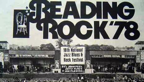 Reading Festival 1978