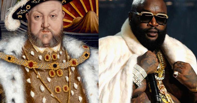 Renaissance portrait or rapper?