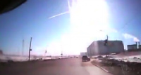Nearly 1000 Injured in Meteor Explosion over Russia