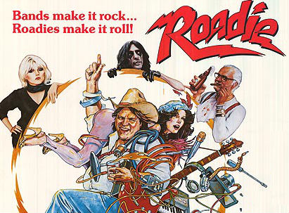 Watch 'Roadie,' 1980 movie about rock's hardy stevedores, with Meat Loaf, Blondie, & Alice Cooper