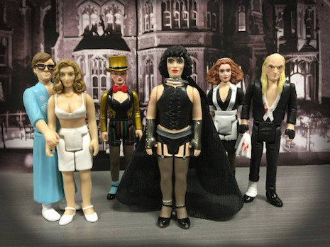 Rocky Horror Picture Show action figures by Funko (coming in December, 2015)