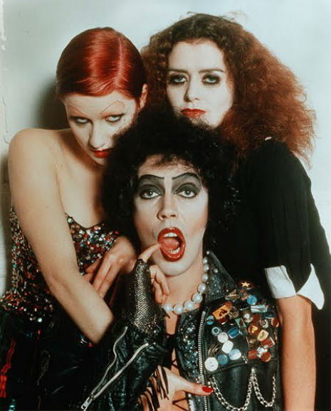 Is this the single time Tim Curry was willing to discuss 'Rocky Horror' at length?