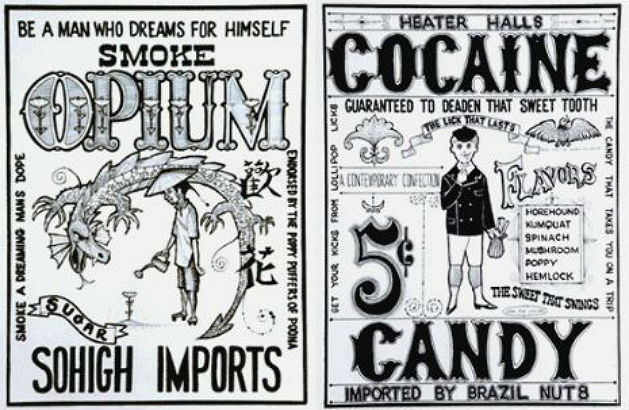 Disney legend Rolly Crump's vintage drugs, Beatnik & Commie posters