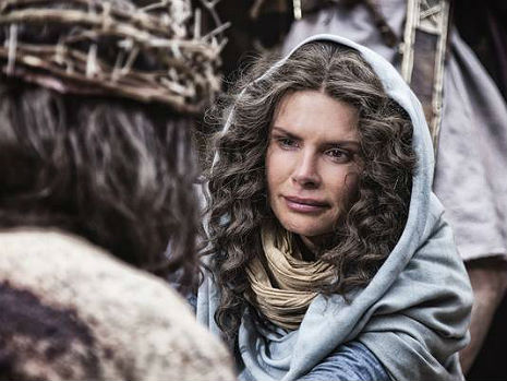 Oh no thy didn't: A Novel Based on the Epic TV Miniseries 'The Bible'