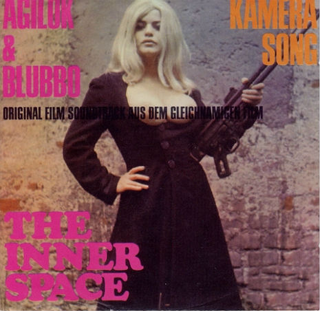 The Origins of Krautrock: 'Kamera Song' by The Inner Space (future members of Can), 1968