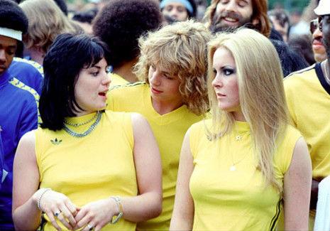 The Runaways in 1978's 'Rock 'n Roll Sports Classic'