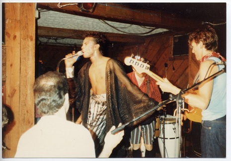Back to her roots: See RuPaul's New Wave band, Wee Wee Pole, 1983