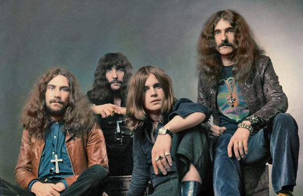 'New' footage of Black Sabbath on German TV, 1970