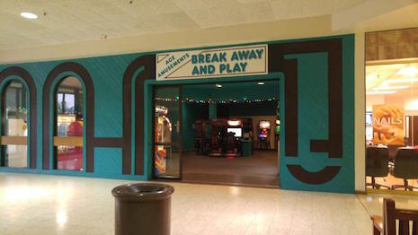 The saddest arcade in America in the Century III Mall