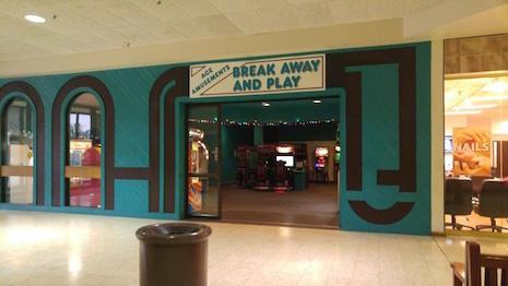 The saddest arcade in America in the Century III Mall
