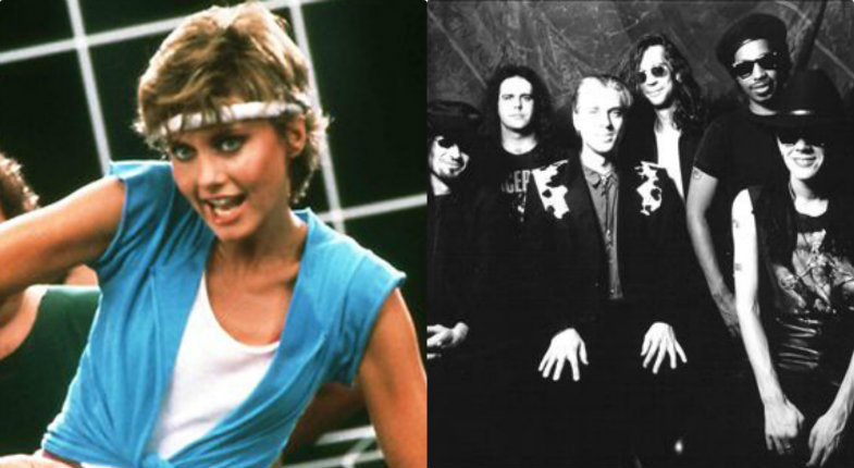 'Unless it's horizontally': Revolting Cocks cover Olivia Newton-John's '(Let's Get) Physical'