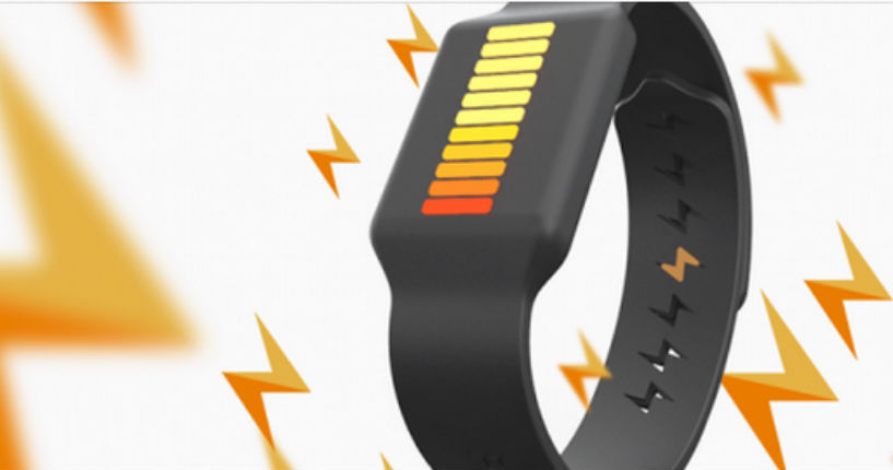 Off the wrist: Jerk off and recharge your smartphone at the same time with the Wankband
