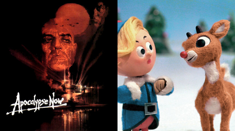 The Ho Ho Horror: Patton Oswalt's amazing 'Rudolph' meets 'Apocalypse Now' parody