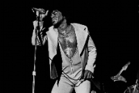 James Brown: Getting on his good foot, 'Soul Train' 1973