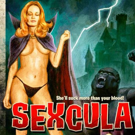 Sexcula Cover Art