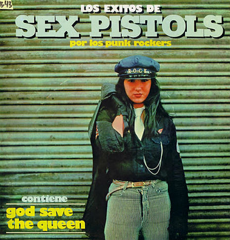 Los Punkers: Hilariously bad Spanish Sex Pistols cover versions, 1978