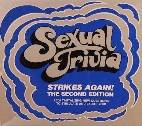 Sexual Trivia Strikes Again (1984)