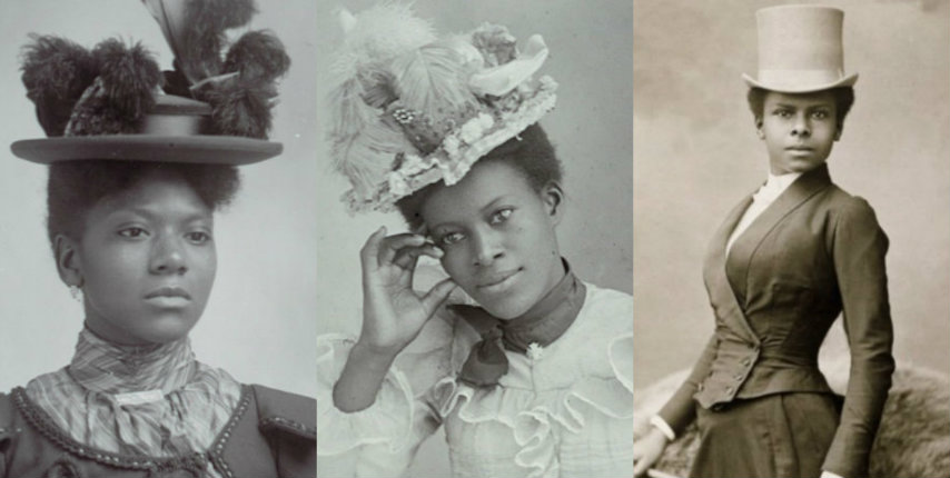 Young, Black and Victorian: Wonderful photographs of Victorian women of color