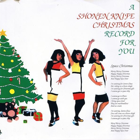 Shonen Knife A Christmas Record For You, 1991
