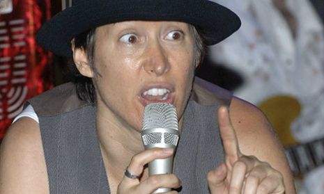 Audio of Michelle Shocked's anti-gay rant