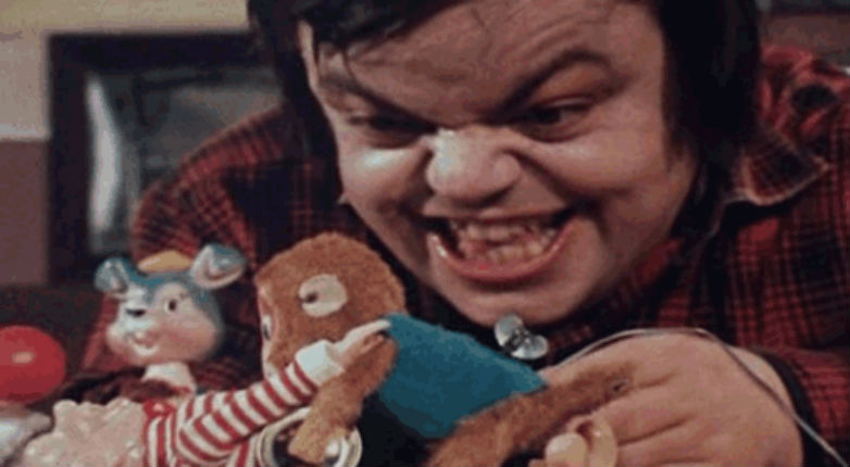 Is this the most depraved toy, ever? Meet the Sinful Dwarf plush doll!