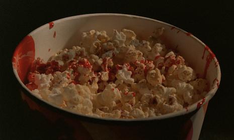 Bloody popcorn