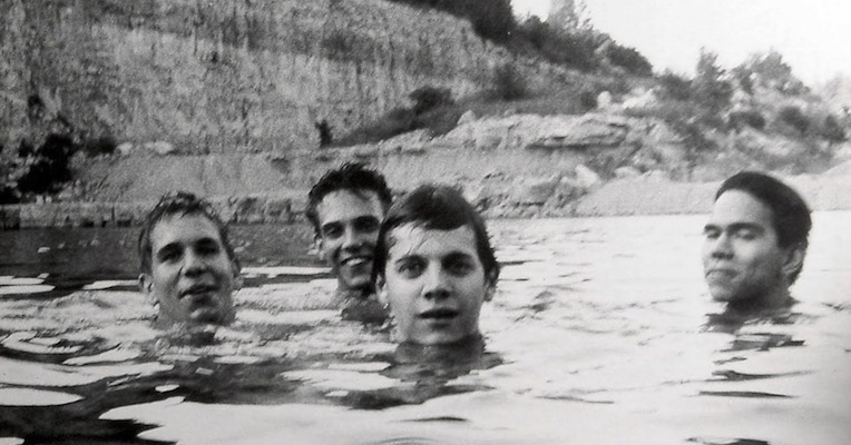 Slint and Will Oldham discuss that famous 'Spiderland' album cover