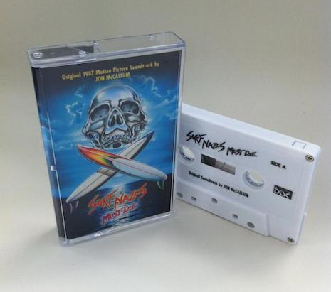 Surf Nazis Must Die cassette