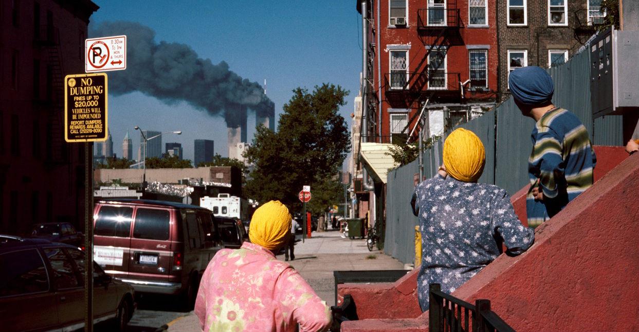 Evocative 9/11 photo by Toby Amies