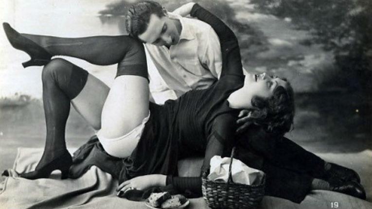 The gorgeous vintage S&M of trailblazing pornographer Jacques Biederer