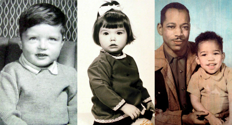 Rock starts: Your favorite rock stars when they were children