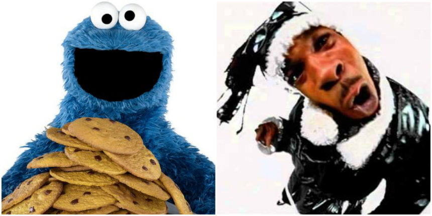 This Busta Rhymes/Cookie Monster video is what America needs right now