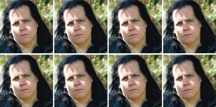 20,000 people 'like' THIS same photo of Glenn Danzig every single day