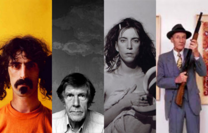 Frank Zappa, John Cage, Patti Smith & others celebrate William S. Burroughs at the Nova Convention