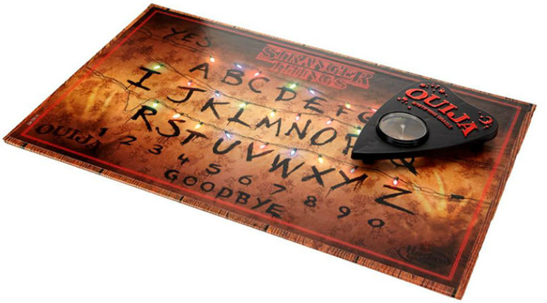 There's a 'Stranger Things' ouija board