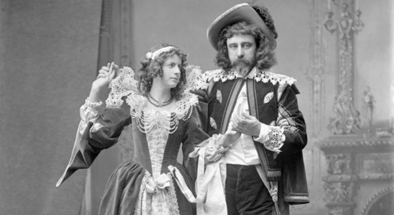 'Fancy Dress Balls': Get a load of this Victorian-era cosplay