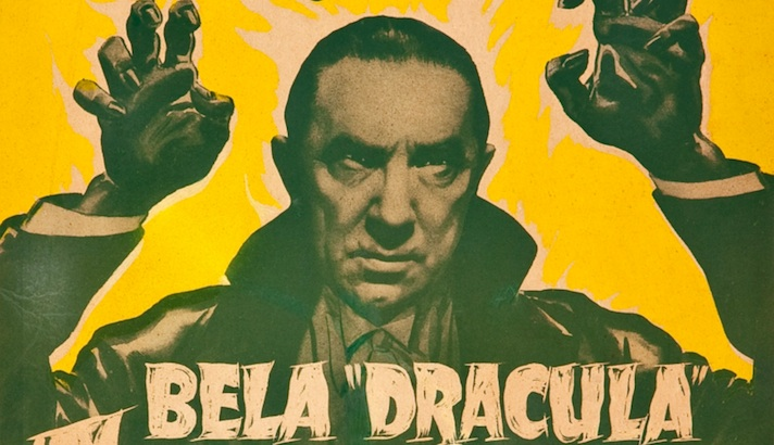 Dracula on drugs: Bela Lugosi 'fesses up to being a dope fiend, 1955