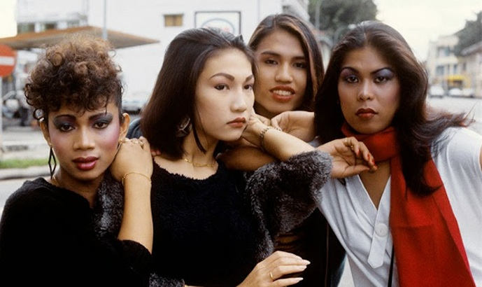 The transgender women of Singapore's 'Boogie Street'