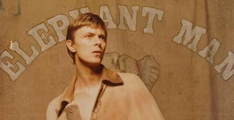 David Bowie wows Broadway as 'The Elephant Man'