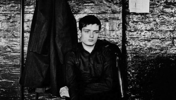 Ian Curtis: Handwritten schoolboy poem up for auction