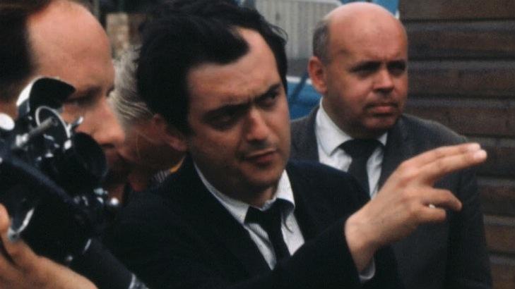 Stanley Kubrick directing 'Dr. Strangelove'