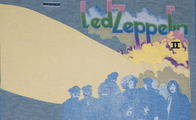 In My Time of Buying: Pricey Led Zeppelin scarves designed by Paul Smith