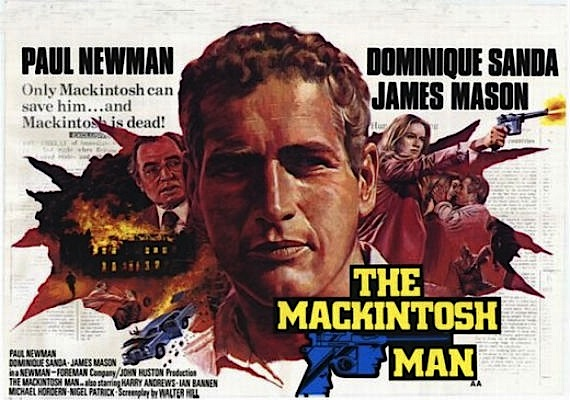 The true story behind 'The Mackintosh Man'