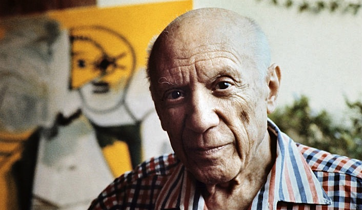 Picasso's poetry: Painting with words