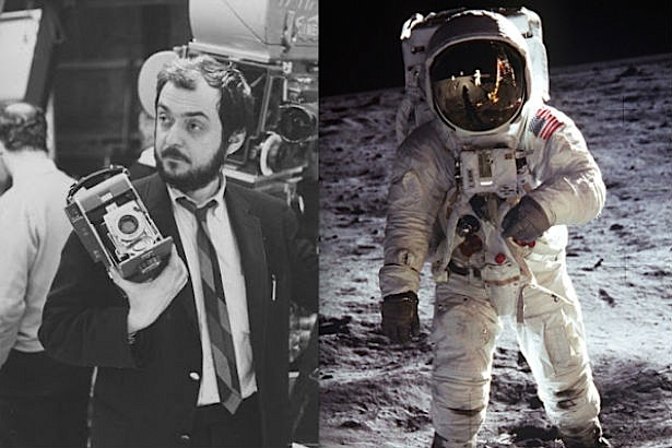 Stanley Kubrick faked the Apollo 11 Moon landing?
