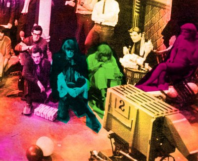 Ester's Nose Job: Dazzling live Soft Machine concert in Paris, 1970